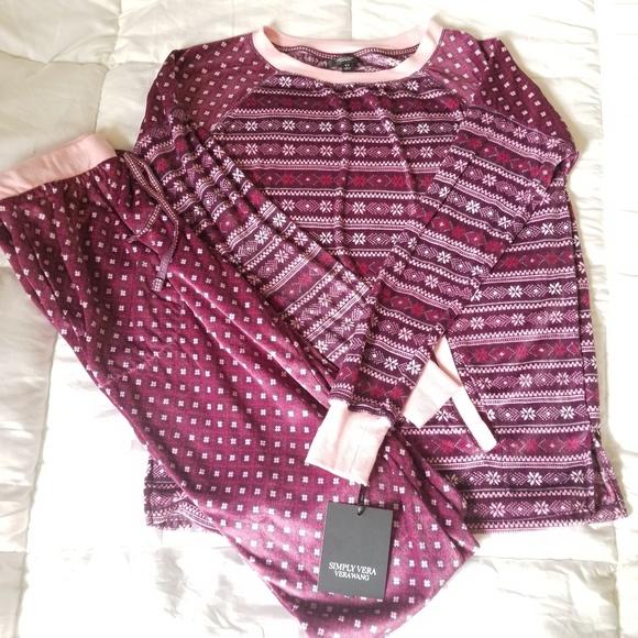 Simply Vera Vera Wang Intimates   Sleepwear  7953f3878